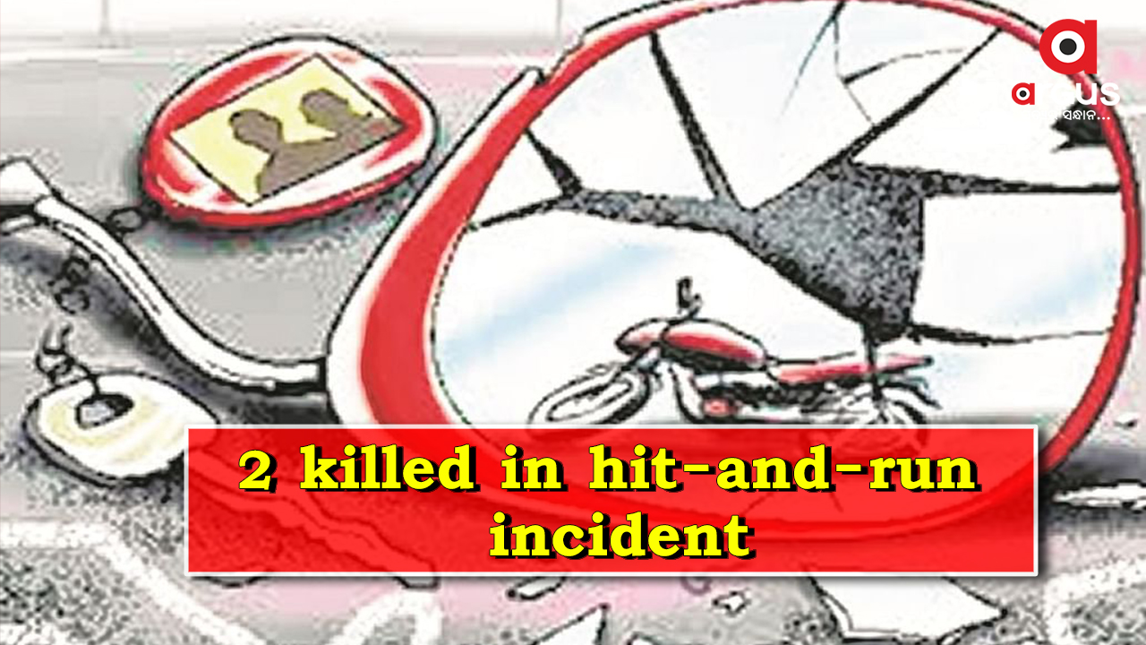 2 bikers killed, another injured in hit-and-run incident in Balasore