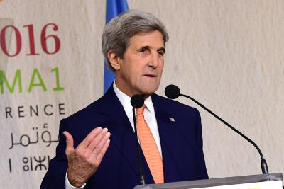 John Kerry praises Modi for his efforts to provide clean energy
