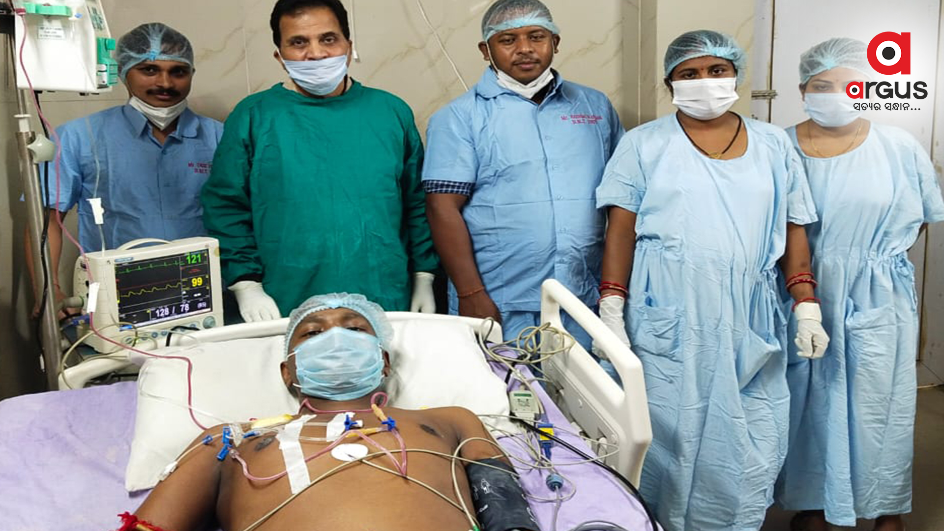 CM Naveen congratulates SCB doctors for successfully performing first-ever allogeneic BMT