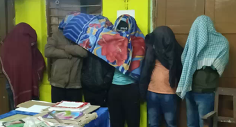 Dacoity gang busted in Boudh, 8 held