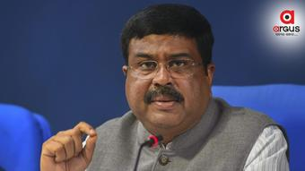 Pradhan expresses concern over Andhra's panchayat elections in Odisha territory