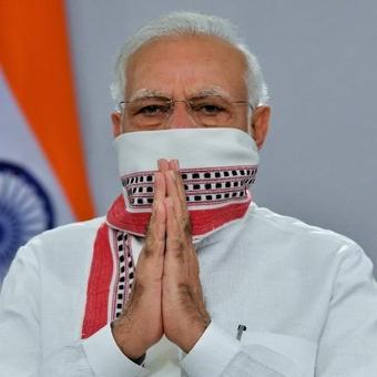 PM greets people on occasion of Lord Jagannath Rath Yatra