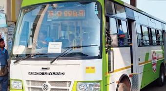 MoBus service to remain suspended till 3 pm on Holi