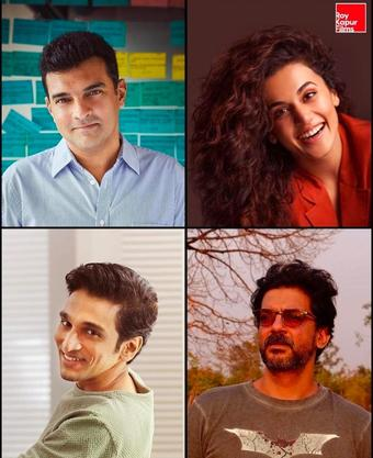 Taapsee Pannu and Pratik Gandhi to feature in 'Woh Ladki Hai Kahaan'