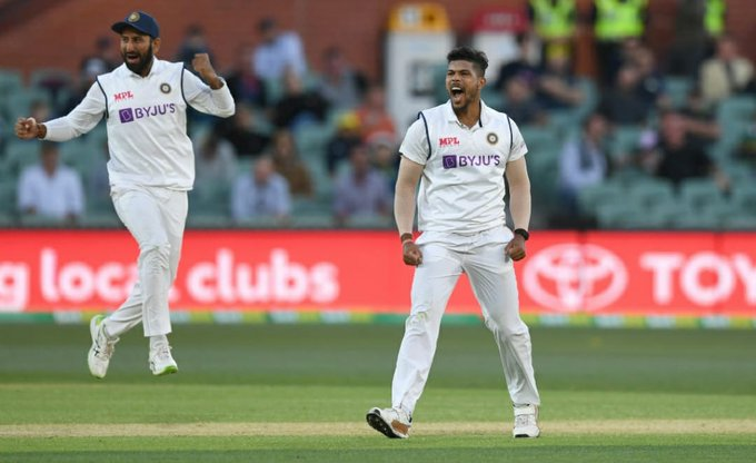 India slot Umesh Yadav for Shardul Thakur for last two Tests