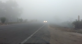 Dense fog throws life out of gear in several parts of Odisha