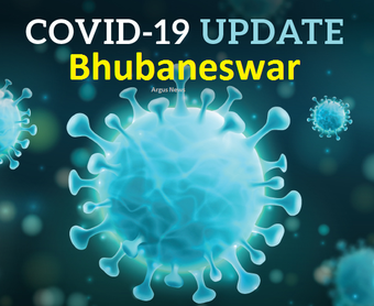 Bhubaneswar sees 1,353 new Covid-19 cases; Active cases stand at 12,906