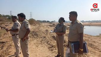 Hacked-up body parts found near Ib River in Sundargarh