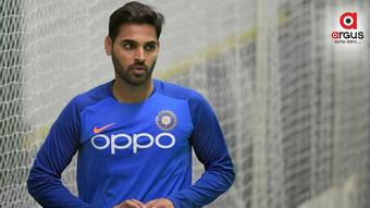 Bhuvneshwar Kumar achieves best ODI ranking since Sep 2017