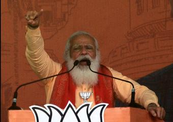 Modi to address rally in Kanyakumari district