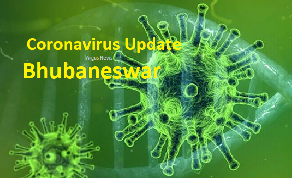 Bhubaneswar reports 343 new Covid-19 cases; Active cases stand at 1,184