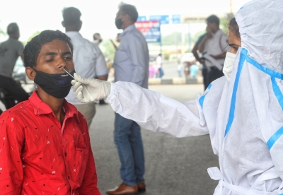 India logs 41K Covid cases & 581 deaths in 24 hours