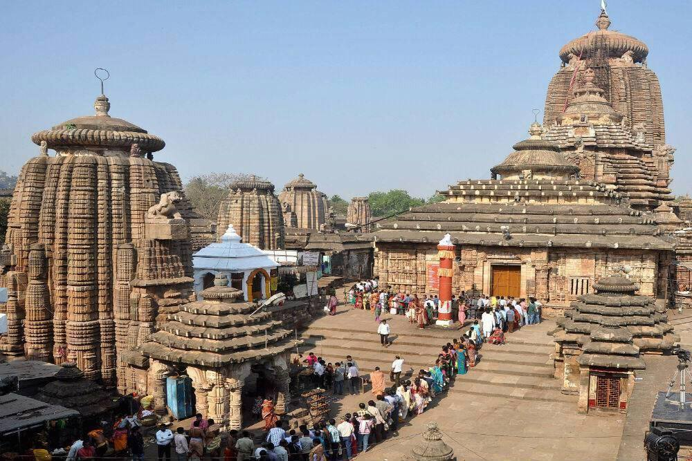 Lingaraj Temple authority urges NMA to withdraw draft heritage by-laws for  temple