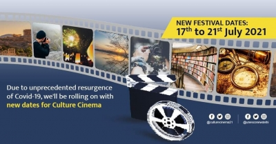 'Culture Cinema-2021' attracts 75 films from 21 countries