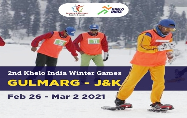 PM Modi to inaugurate Khelo India Winter Games at Gulmarg today