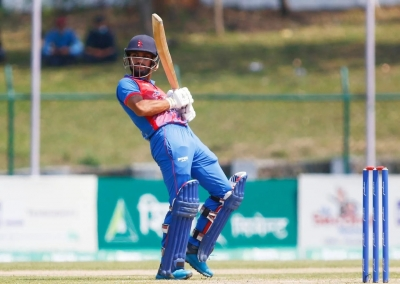 Nepal's Bhurtel nominated for ICC Player of the Month award