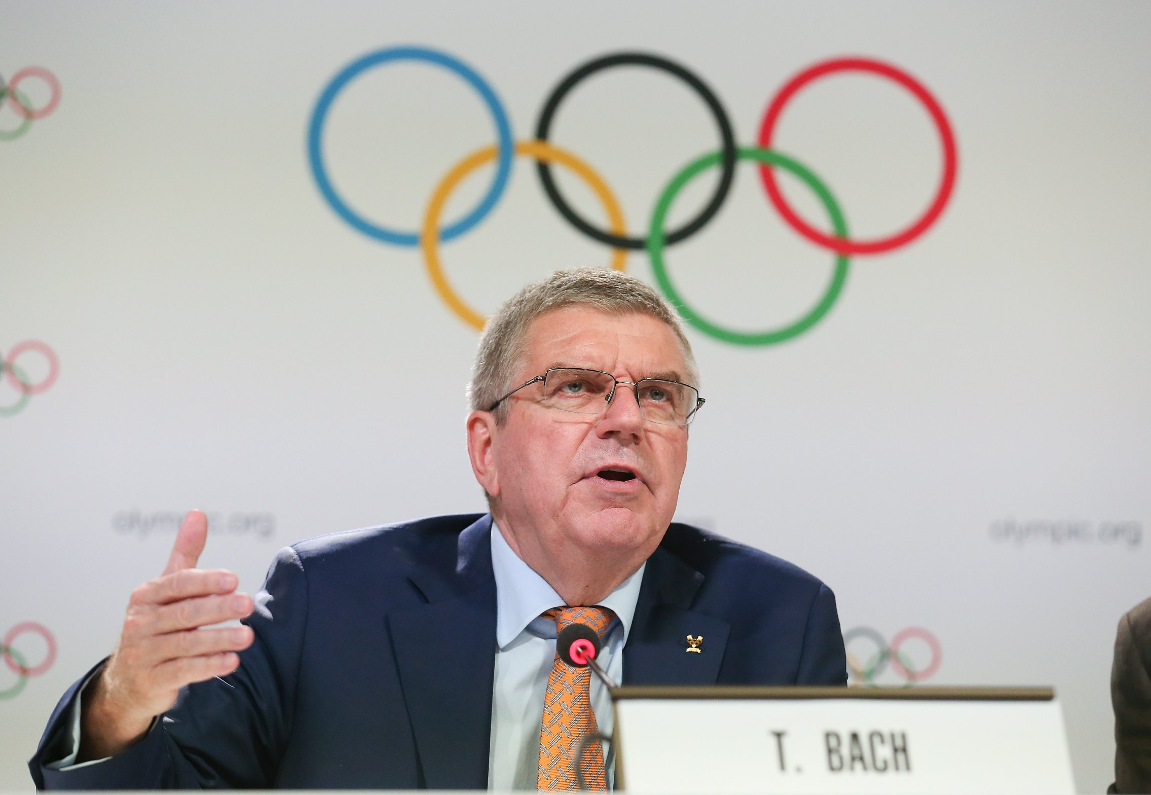 Big number of participants at Olympics will be vaccinated: Bach