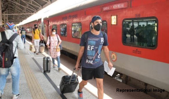 Covid-19: Railways to impose fine Rs 500 for not wearing masks in station premises, trains