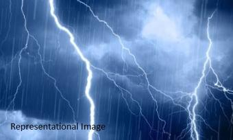 Thunderstorm, lightning likely in 6 districts of Odisha; yellow warning issued
