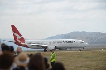 1st repatriation flight from India lands in Aus