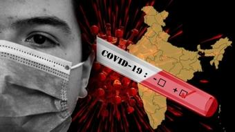 India reports 34,403 new Covid cases, 320 deaths