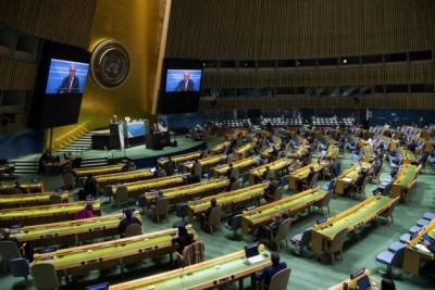 Guterres calls for debt relief extension for middle-income nations