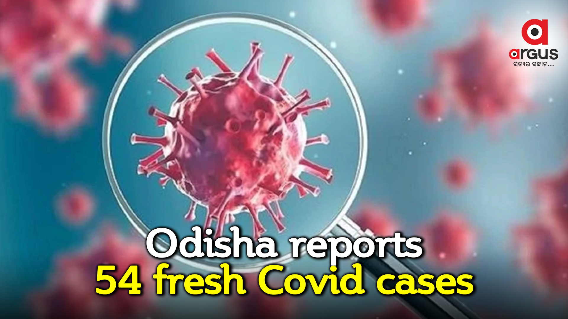 54 more test positive for Covid-19 in Odisha, tally rises to 337674