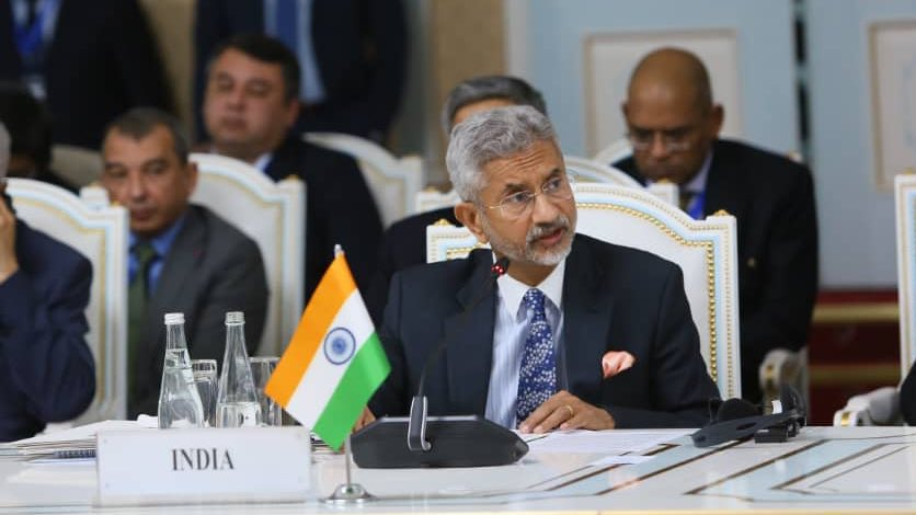 India supports regional process under UN for peace in Afghanistan: Jaishankar
