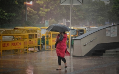 After several wrong predictions, monsoon arrives in Delhi-NCR