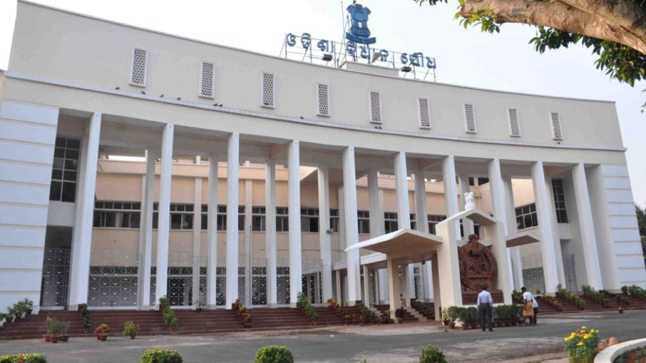 Winter Session of Odisha Assembly from Nov 20