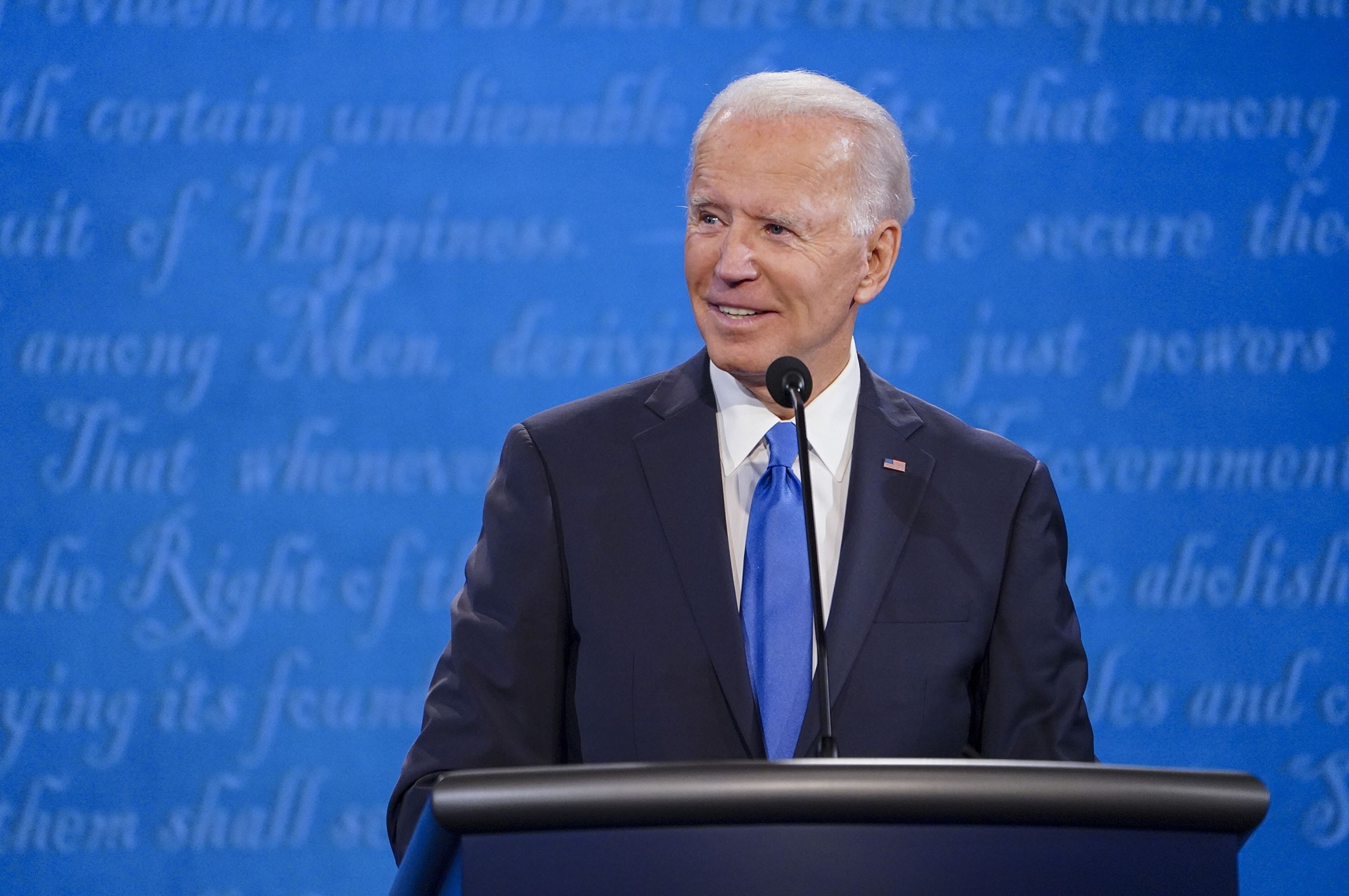 US gun violence int'l embarrassment: Biden