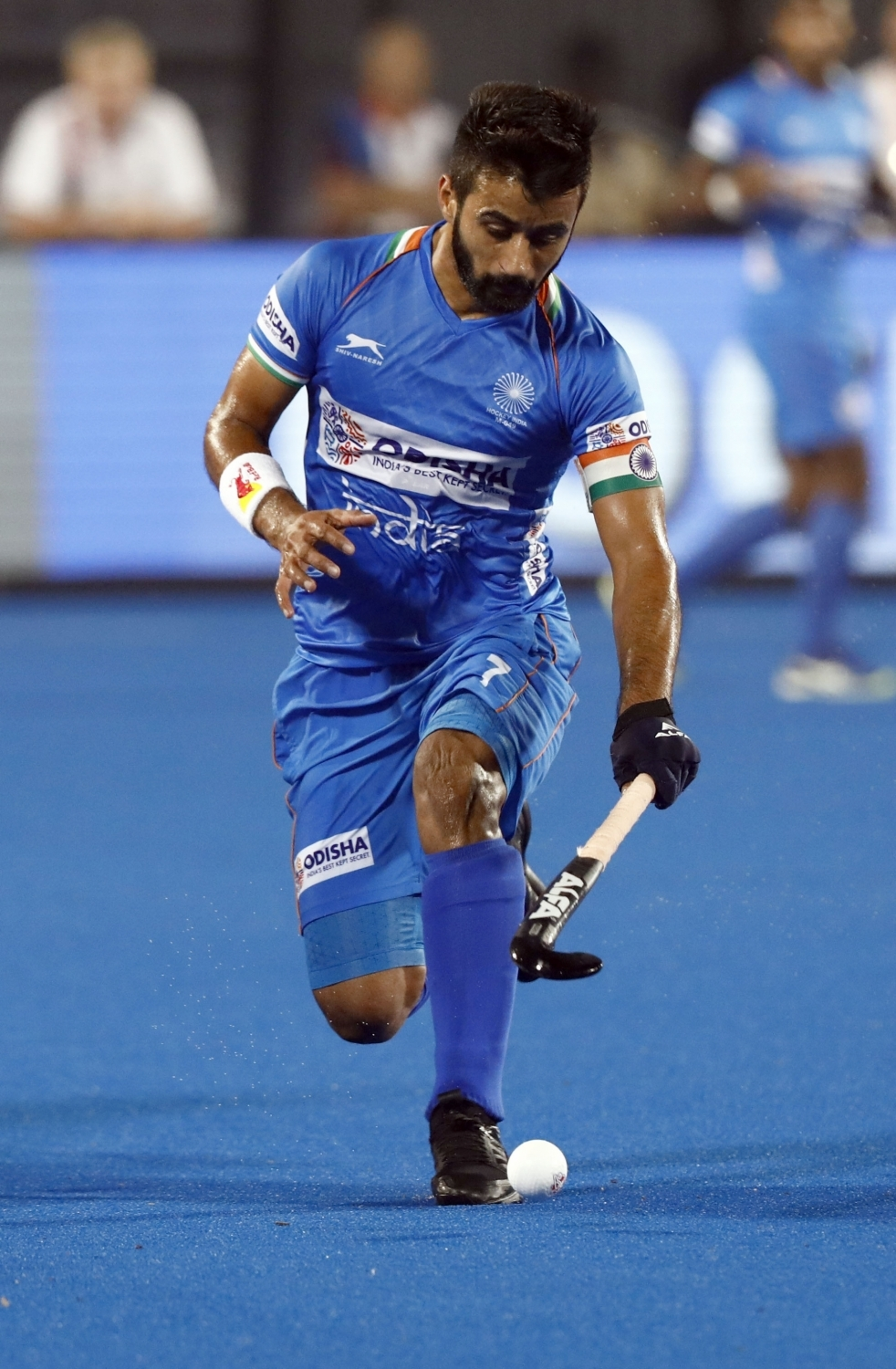 India men's team announced for Argentina Pro League matches